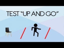 "Embedded thumbnail for Le test ""Up and Go"""
