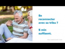 Embedded thumbnail for Cancer colorectal : 5 minutes suffisent pour se faire dépister !